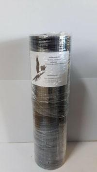 Volierendraht pulverbeschichtet - schwarz
