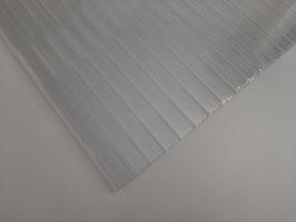 Doppelstegplatte 16 mm klar