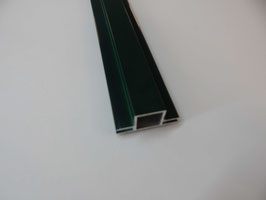 Vierkantrohr flach - 100 cm