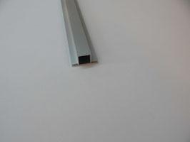 Vierkantrohr flach - 200 cm