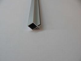 Vierkantrohr L-Form (innen) eloxiert