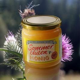 Honig - Sommerblüte - cremig