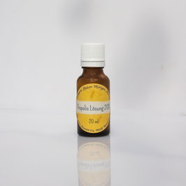 Propolis Lösung 20% - 20 ml