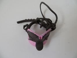 Schleich Sattel rosa