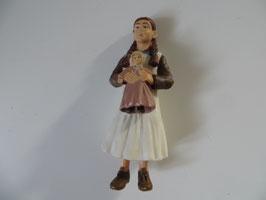 Schleich Siedler Mädchen, 2006