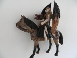 Bayala Schattenelfe Surah auf Pferd, 2006