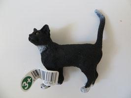 Schleich Katze schwarz, 2014