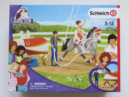 Schleich Mias Voltigier- Reitset, 2020