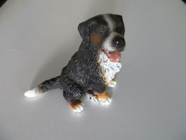 Schleich Berner Sennenhund sitzend 1996