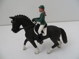 Schleich Springreiterin mit Pferd, 2016