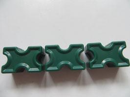 Schleich Mauersteine grün