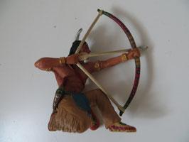 Schleich Sioux Bogenschütze kniend, 2005