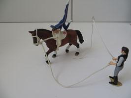 Schleich Voltigierset (ohne Pferd)
