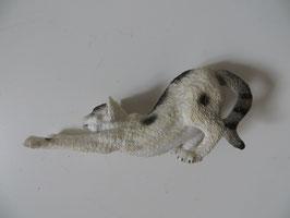Schleich Katze streckend, 2010
