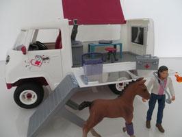 Schleich Mobile Tierärztin