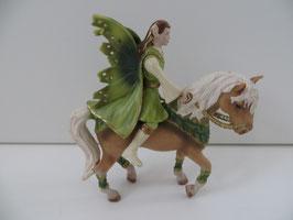 Bayala Falaroy auf Pferd, 2006