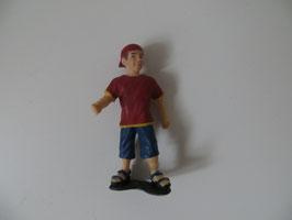 Schleich Junge mit roter Kappe 2004