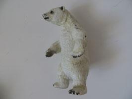 Schleich Eisbär stehend, alt