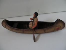 Schleich Kanu mit Indianer, 2005