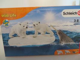 Schleich Eisbären- Rutschpartie, 2020