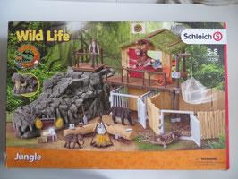 Schleich Dschungel-Forschungsstation Croco, 2017