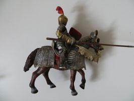 Schleich Ritter mit Lanze auf Pferd Liliengruppe, 2003
