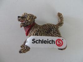 Schleich Mischlingshund mit Halstuch 2011