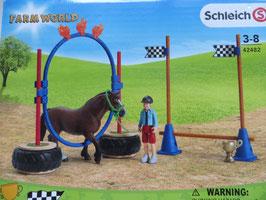 Schleich Pony Agility Rennen, 2020
