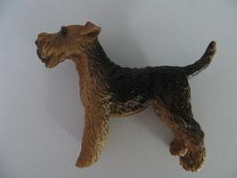 Schleich Airedale Terrier,  Rarität 2004