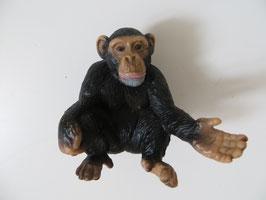 Schleich Schimpansen Weibchen 2001