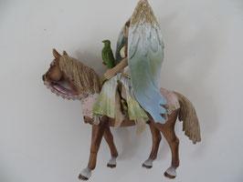 Bayala Surah auf Pferd, 2006