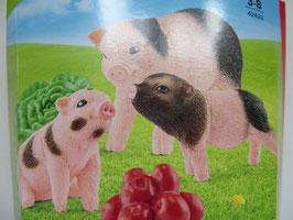 Schleich Mini Schweine