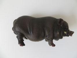 Schleich Hängebauchschwein 1997