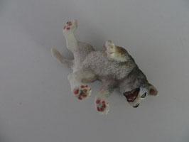 Schleich Husky Welpe liegend 2007