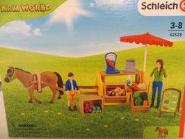Schleich Mobiler Farm Stand, 2020