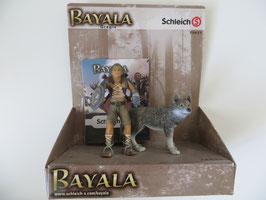 Bayala Gregis mit Wolf