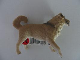 Schleich Mischlingshund,hellbraun