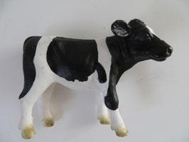 Schleich Kalb schwarzbunt, 2001-2007