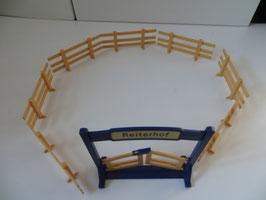 Schleich Zaun mit Tor, 2001