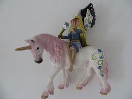 Bayala Bilara auf Pferd, 2007