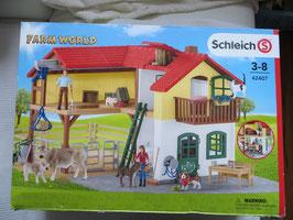 Schleich Bauernhof, OHNE Tiere und Figuren
