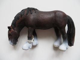 Schleich Shire Horse Stute, grasend 2005