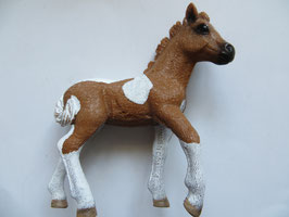 Schleich Island Pony Fohlen, Exclusive Sonderbemalung