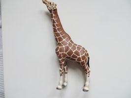 Schleich Giraffenbulle, fressend, 2008