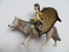 Bayala Jaro auf Wolf, 2007