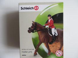 Schleich Springreitset in OVP, 2012