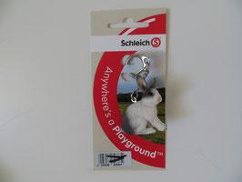 Schleich Schlüsselanhänger Kaninchen