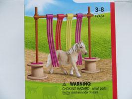 Schleich Pony Flattervorhang Agility, 2020