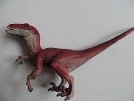 Schleich Velociraptor rot, 2011