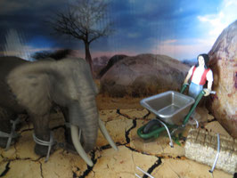 Schleich Elefantenpflegeset, neu in OVP